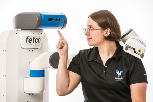 Fetch Robotics CEO Melonee Wise